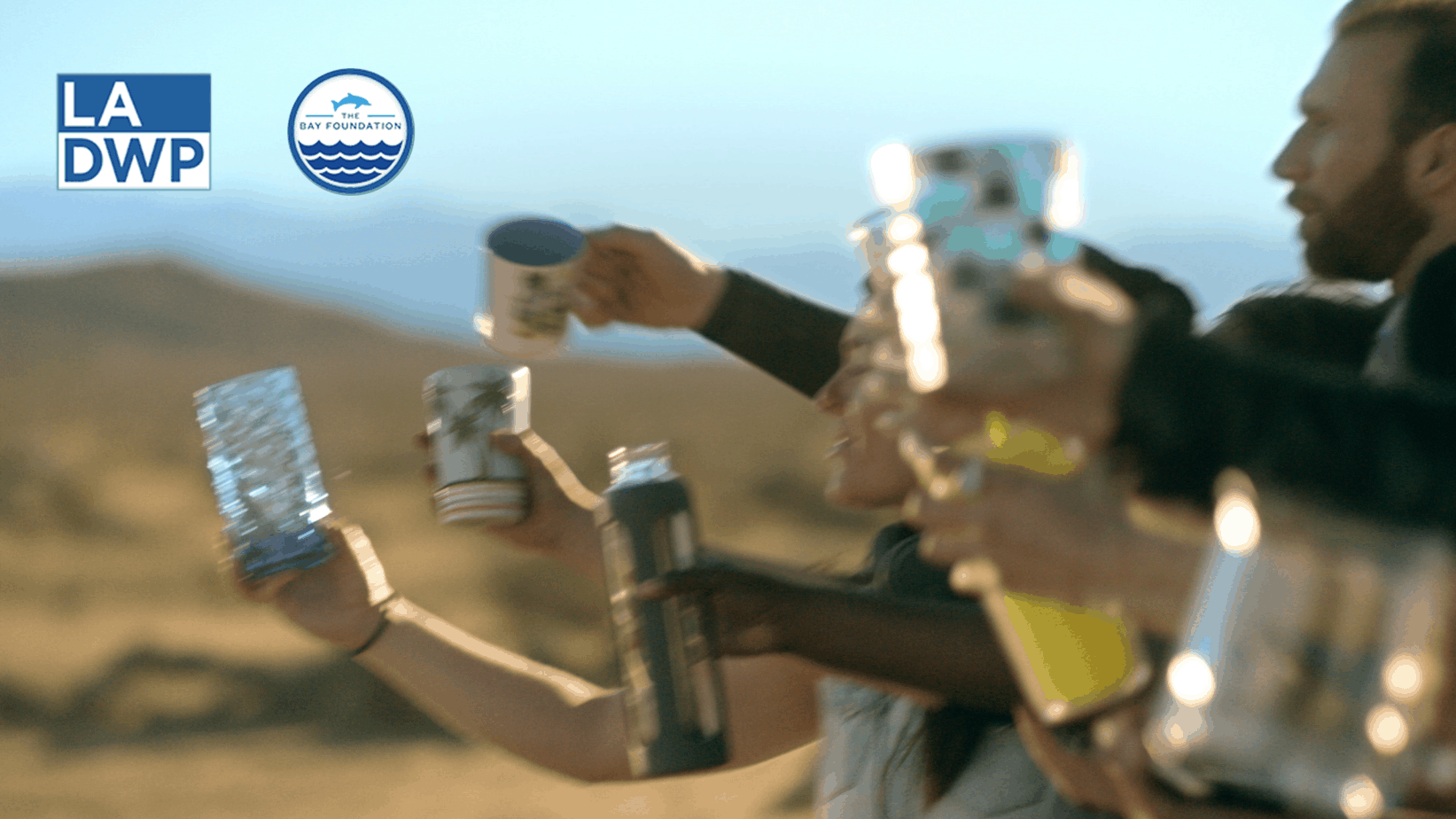Desert Delivery, a W3 award winning PSA for LADWP and The Bay Foundation