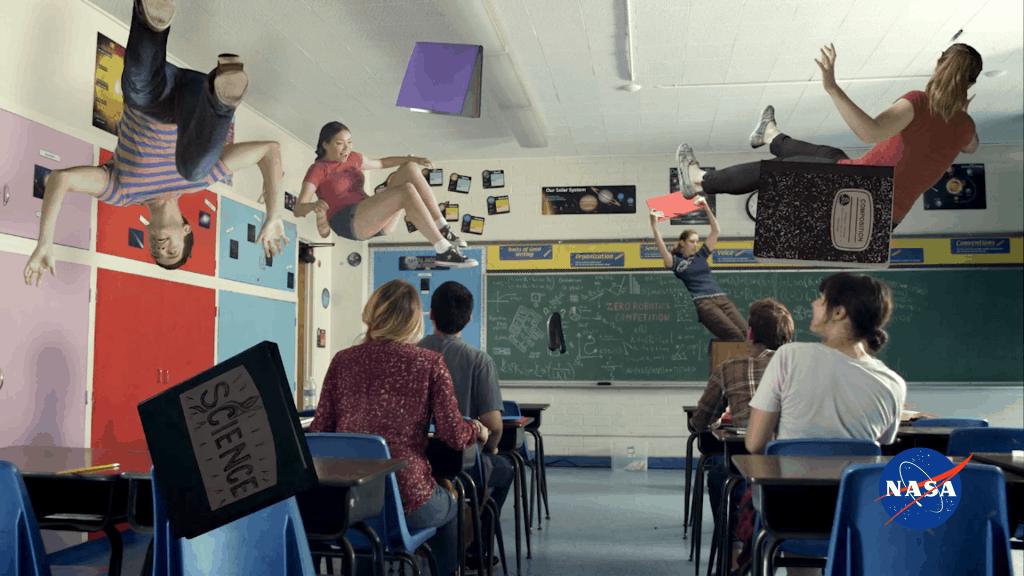 NASA Zero Robotics - a STEM competition - promotions
