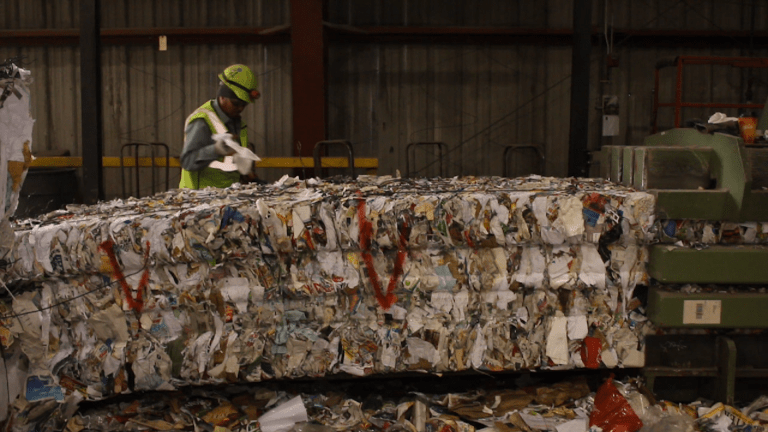 Waste Management training videos - industrials for recycling plants - Material Recovery Facilities