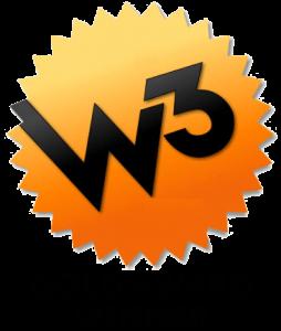 W3 Gold Award